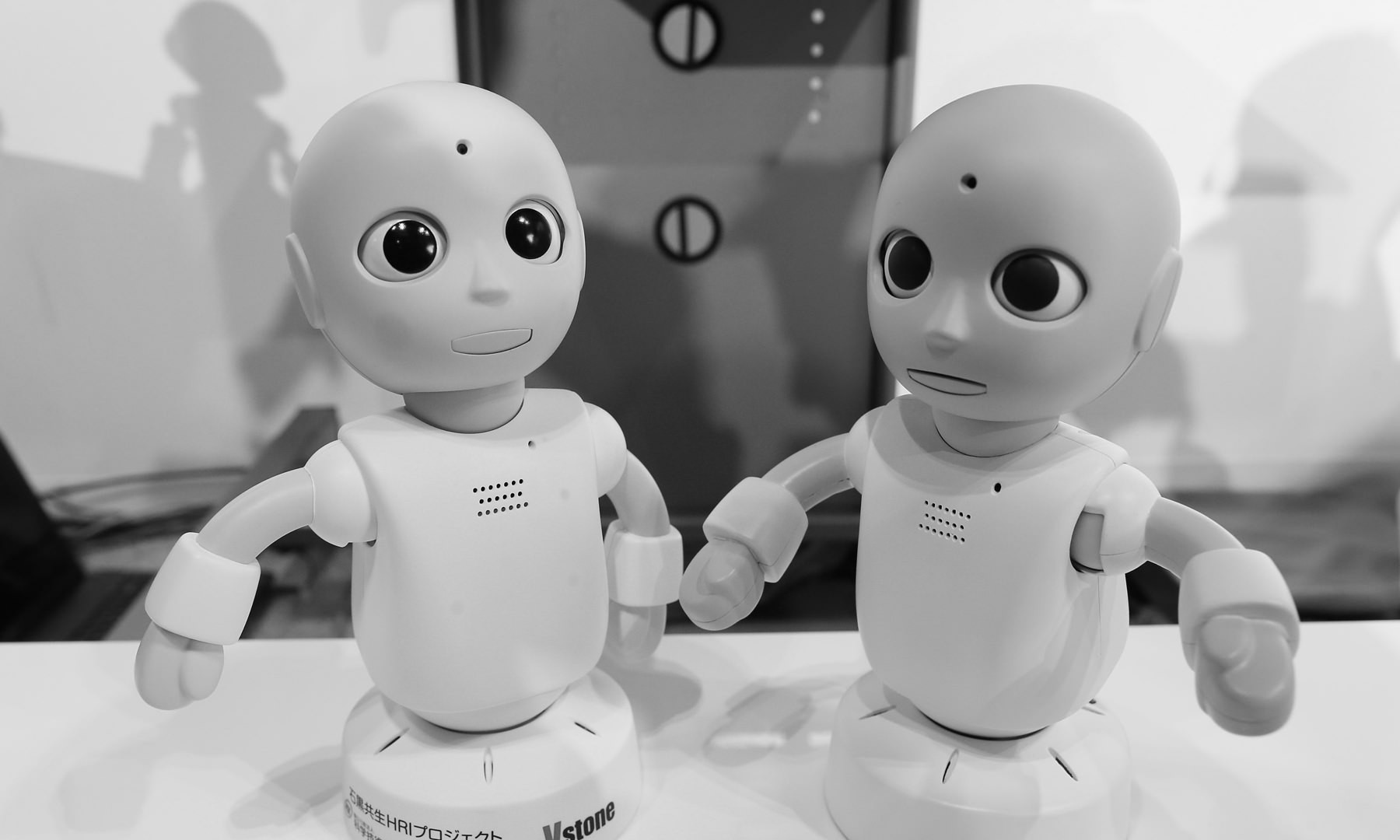 Chime In With Robotic Conversations