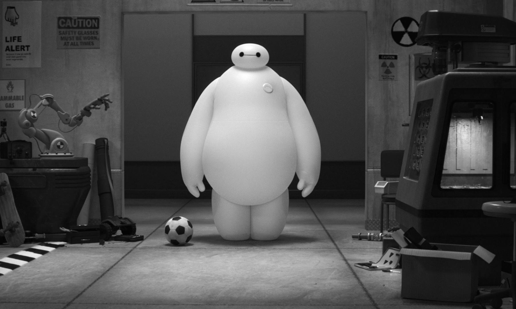 Big Hero 6: A Tale Of Innovations