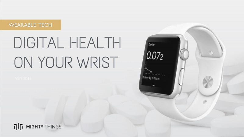 Digital Health On Your Wrist