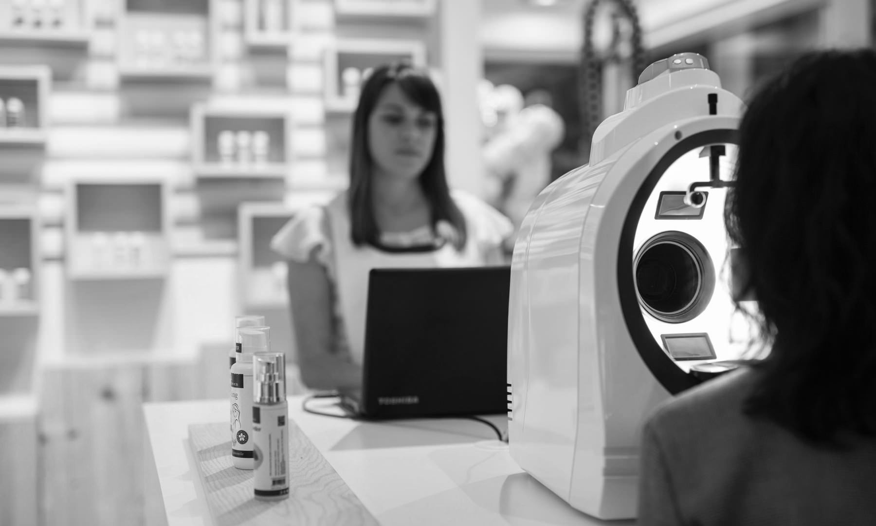 A Robot To Amplify The In-Store Experience