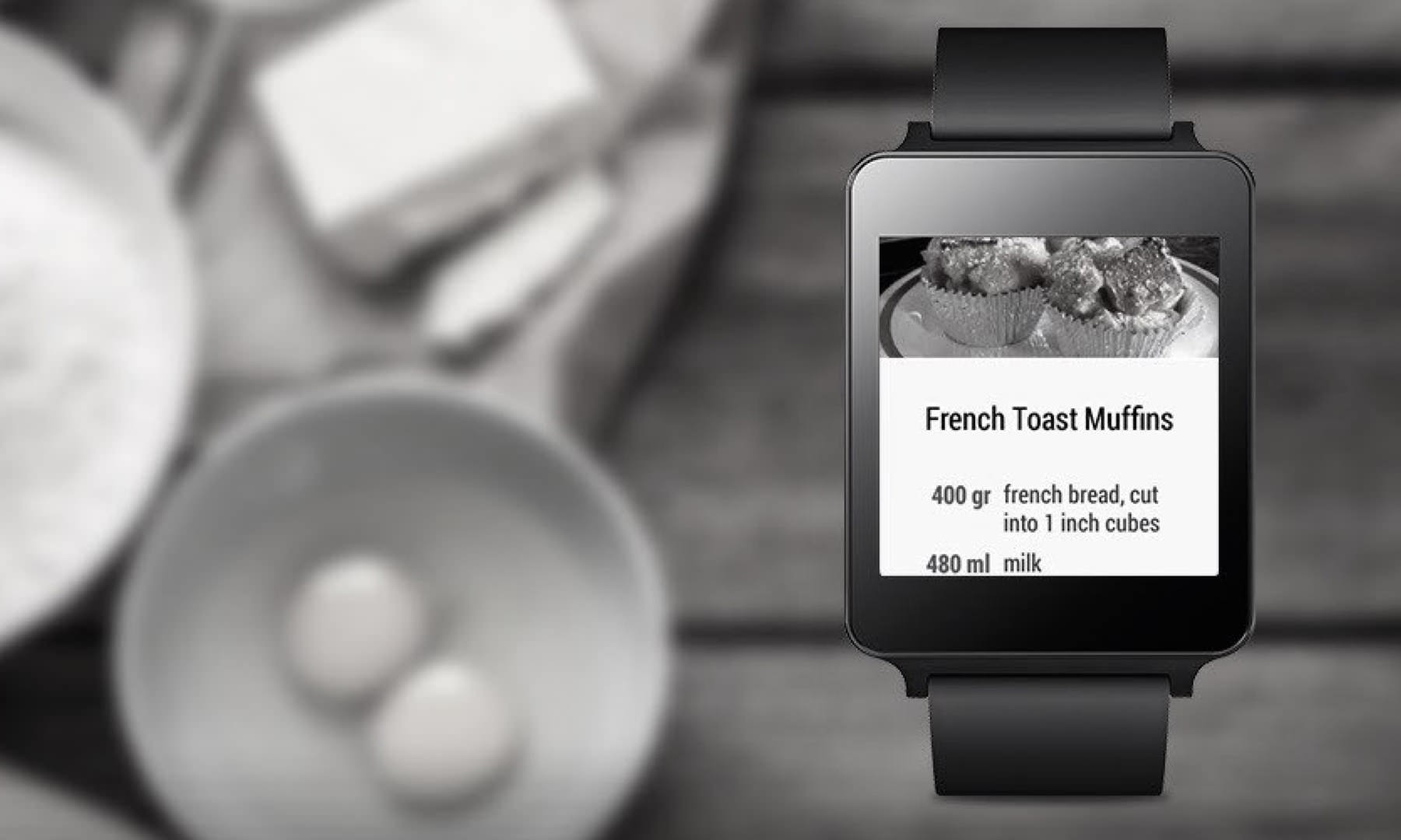 Allthecooks On AndroidWear