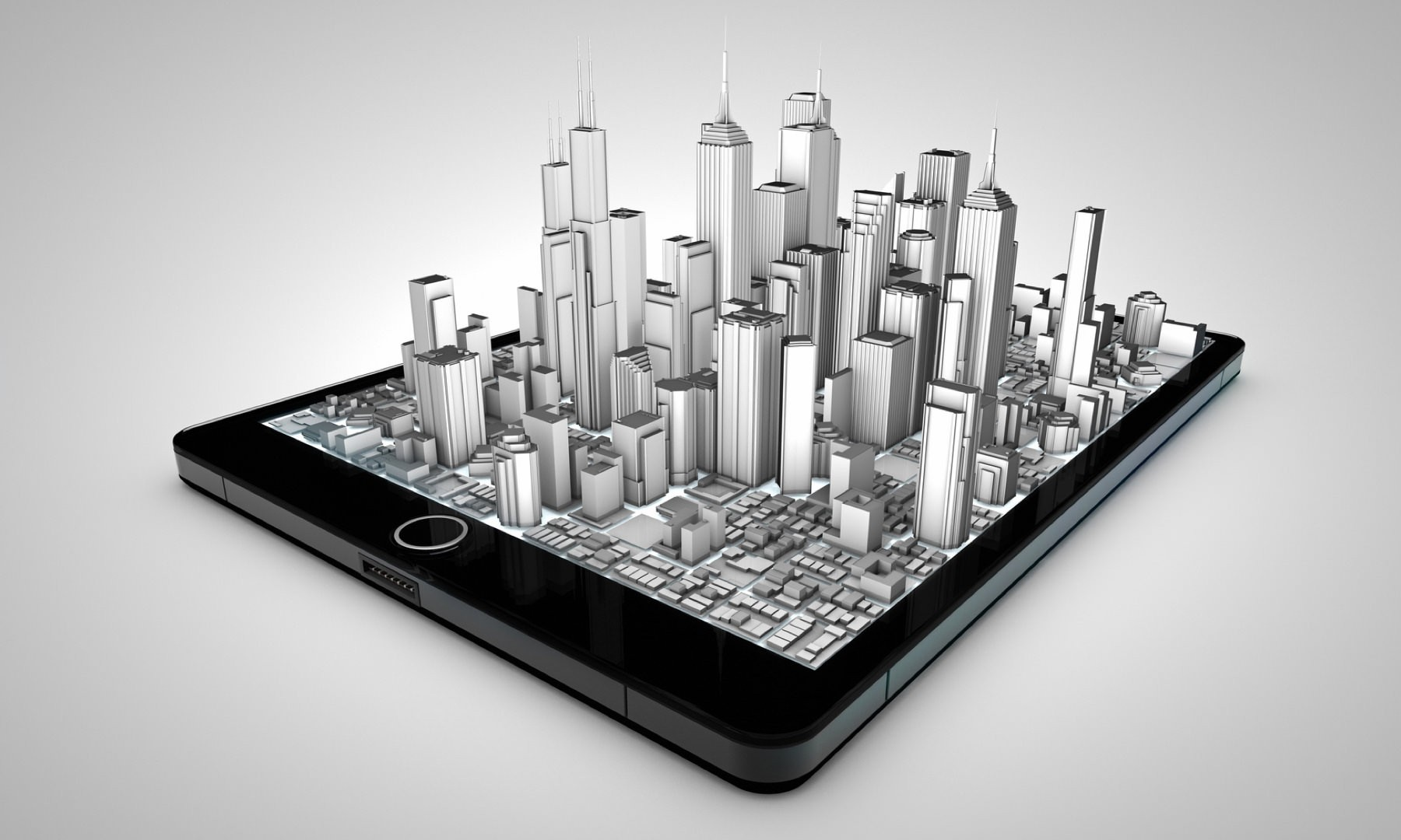 Chaos Needed For Smart Cities